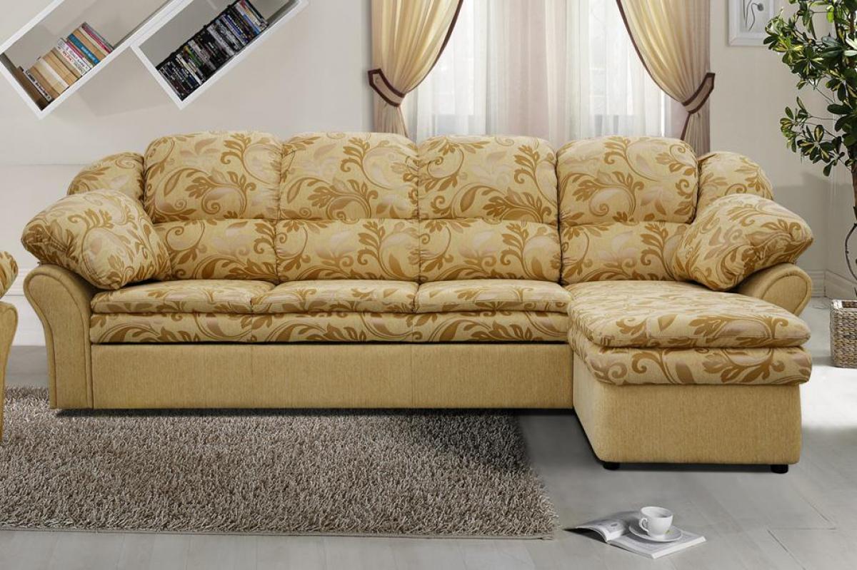 Угловой диван недорого фото